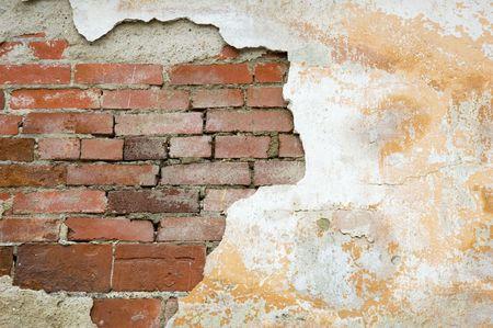 oude muur