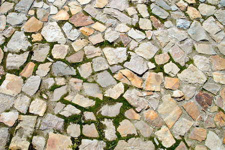 city stone surface texture Stock Photo - 1406504