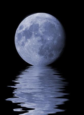 moon rise Stock Photo - 1638390