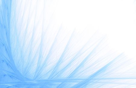 Abstract blue background Stock Photo - 2052555