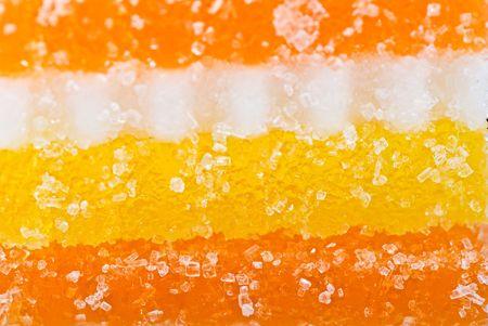 Jalea de fruta dulce macro antecedentes  Foto de archivo - 2637799