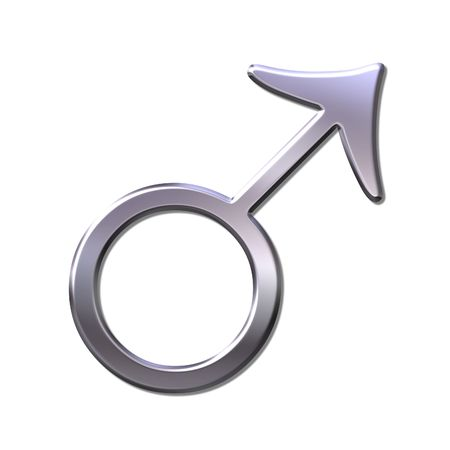 bevel: bevel male sign