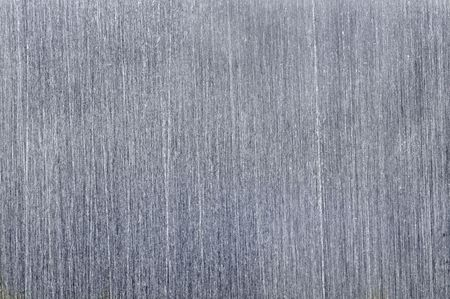 brushed aluminium metallic texture or background Stock Photo - 3800545