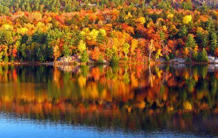 provincial: Killarney Provincial Park, George Lake