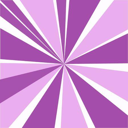Viola starburst sfondo design, ottimo per lo sfondo, lo sfondo, il design, ecc Archivio Fotografico