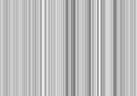 A simple black and white stripes bar code design