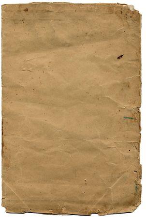 abrasion: Vintage Paper
