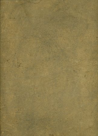 abrasion: Old textured paper with spots. Stock Photo