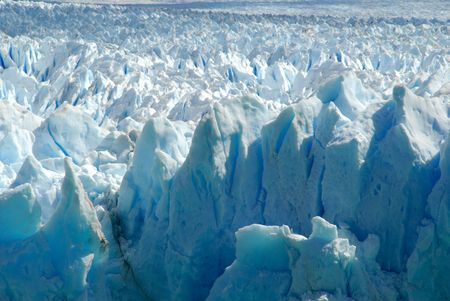 perito: The Perito Moreno Glacier in Patagonia, Argentina.Lake Argentino, El Calafate.