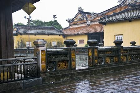 hue: Emperors town Hue  Vietnam