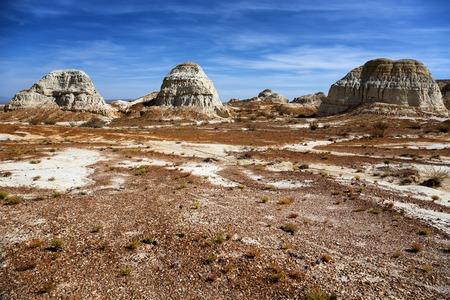 named: Desert place named Kiin-Kerish  in eastern Kazakhstan