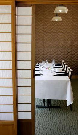 trim wall: Interior Japanese Style Stock Photo