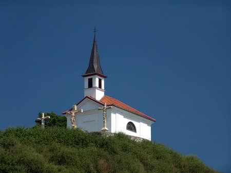 St. Thomas chapel a little chapel in Esztergom (Hungary).