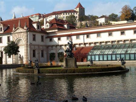 Places of interest from Prague. Czech republik.
