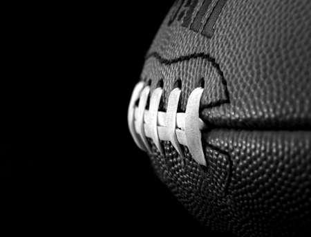 black americans: Football seams