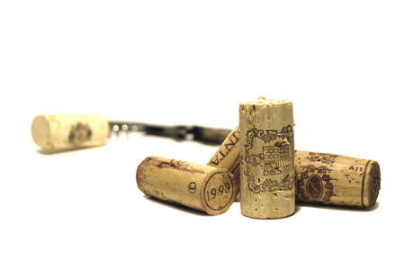 Corks and screw