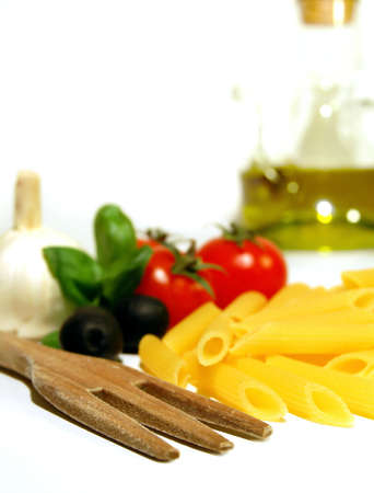 Italian pasta Stock Photo - 825314