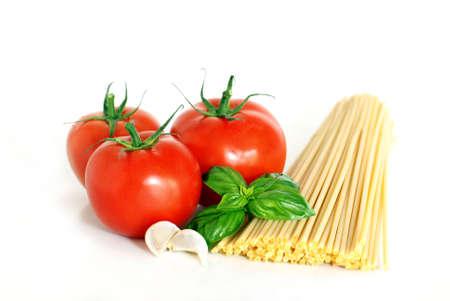 Spaghetti, the italian way