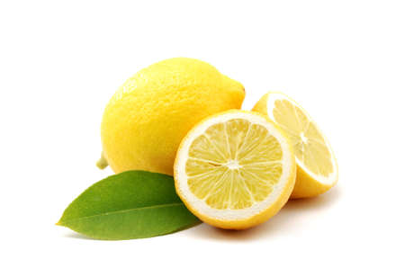 lemon juice: Lemons