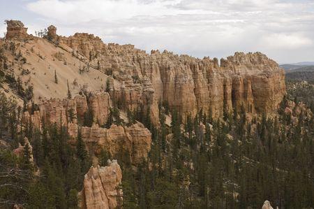 john wayne: The spectacular  hoodoos of  Bryce Canyon National Park, Utah, USA