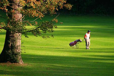 golfing: Alleen jij en Golfen