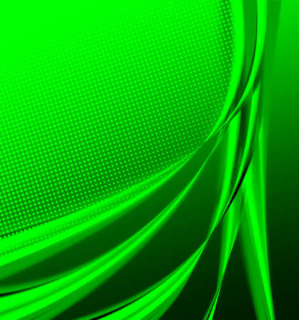 greenish: green abstract background Stock Photo