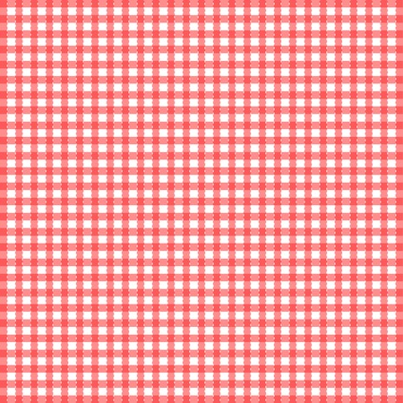 Popular background pattern for picnics Illustration