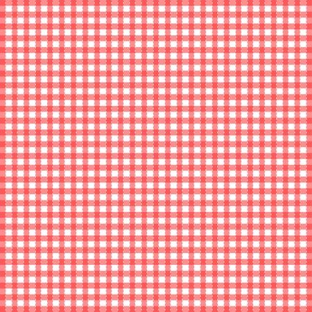 Popular background pattern for picnics Vector
