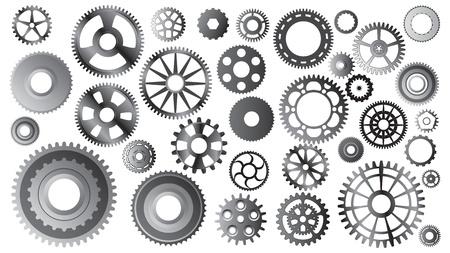 gearshift: gear sets Illustration