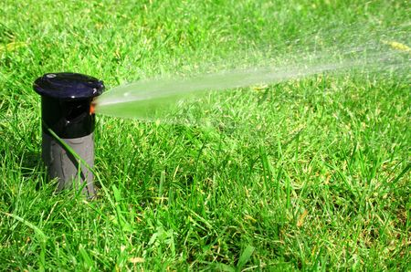 lawn sprinkler: Lawn Sprinkler