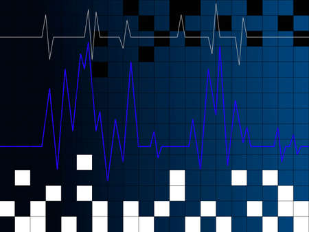 HeartBeat Stock Vector - 1372911