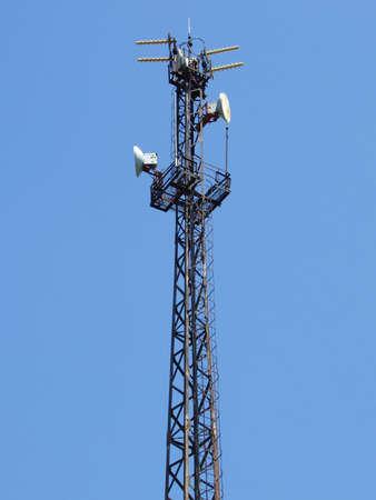 utterance: Communication tower