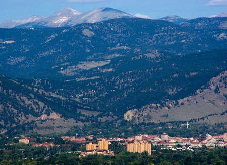 foothills: Boulder Colorado