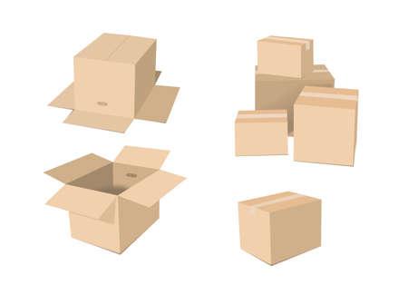 Box Set Illustration