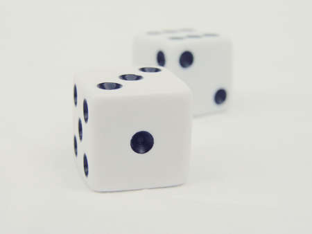 isolated: Dice Isolated