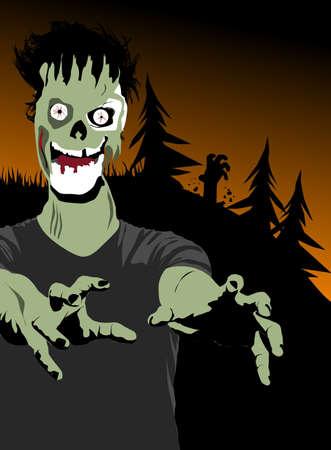 kill: Zombie