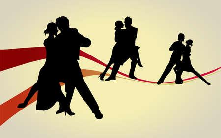 latin dancer: Come Tango With Me