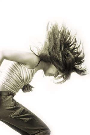 modern dance Stock Photo - 468765