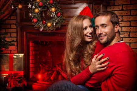 Chimenea navidad imágenes de archivo, vectores, chimenea navidad ...