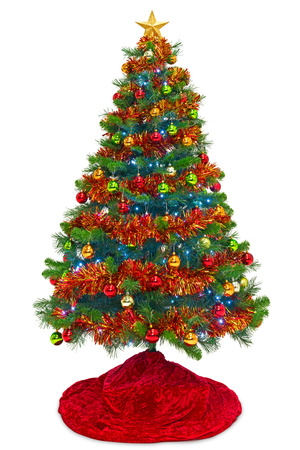 Christmas Tree Skirt Stock Photos & Pictures. Royalty Free ...