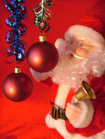 Santa Toy photo