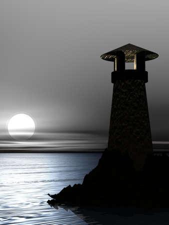 lighthouse Stock Photo - 854059