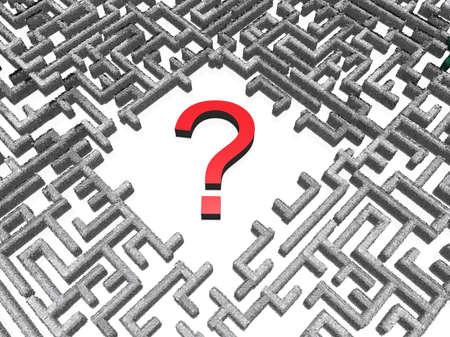 ambivalent: maze