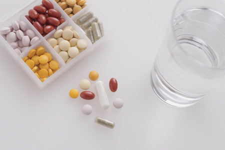 over the counter: Supplement Pill