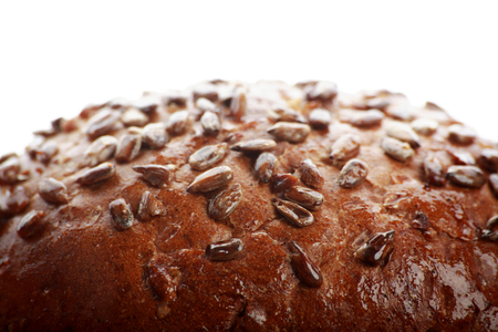 sustenance: Bread with seeds
