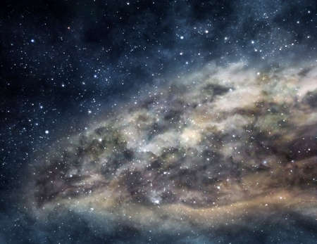 innumerable: Space nebula