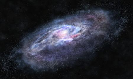 milky way galaxy: Beyond the galaxy