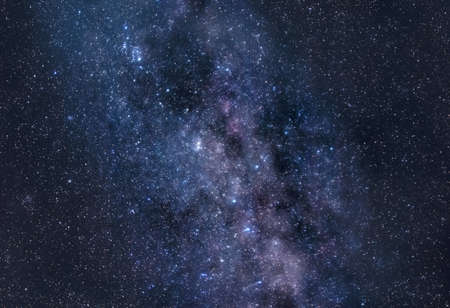 bright space: Stardust of Milky Way