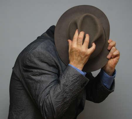 derecho penal: Ocultar hombre