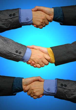 treaty: Many business deals